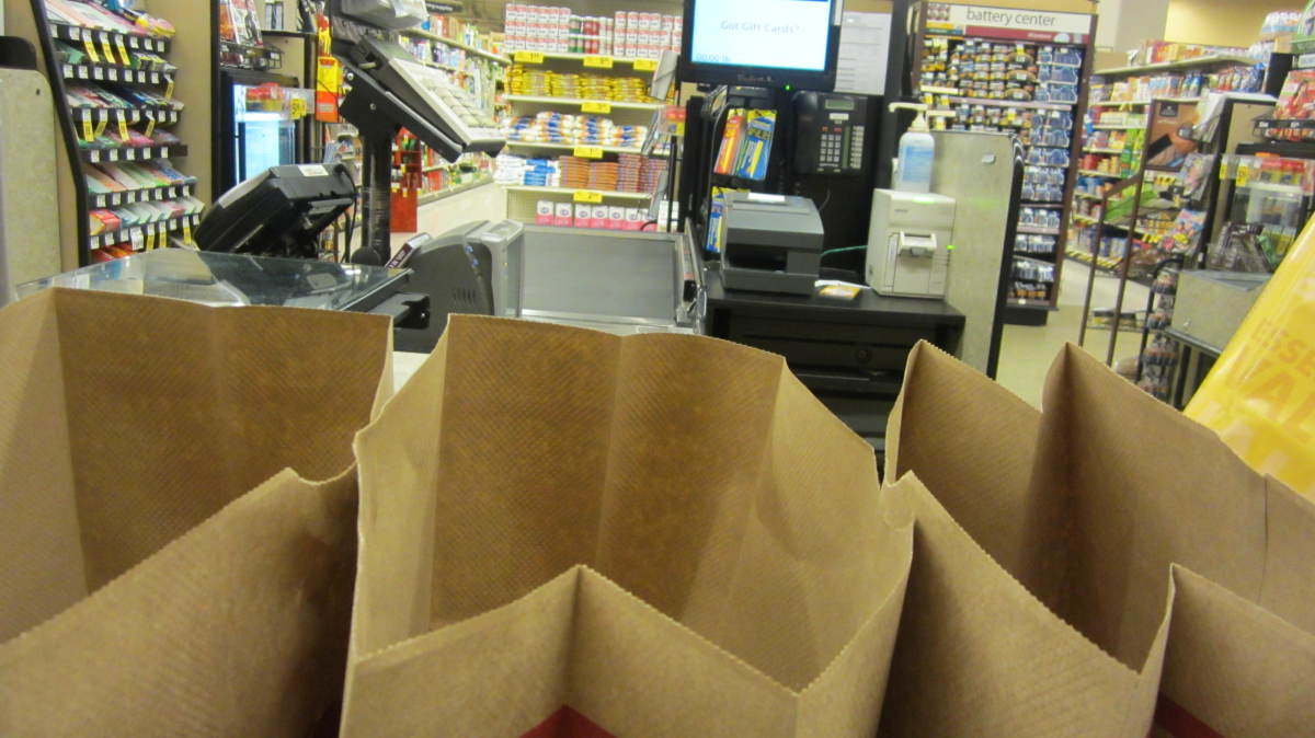 Duties of a Grocery Bagger Clerk?