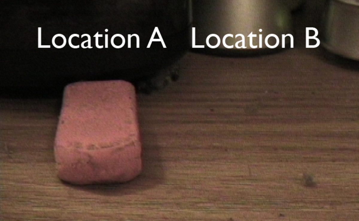 Location A