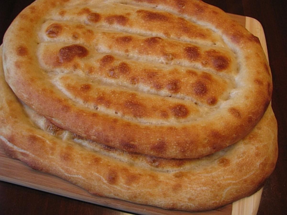 Armenian Bread Matnakash
