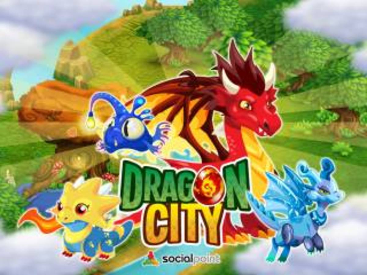 Dragon City Guide: Tips & Tricks, Dragon List & Dragon Weaknesses