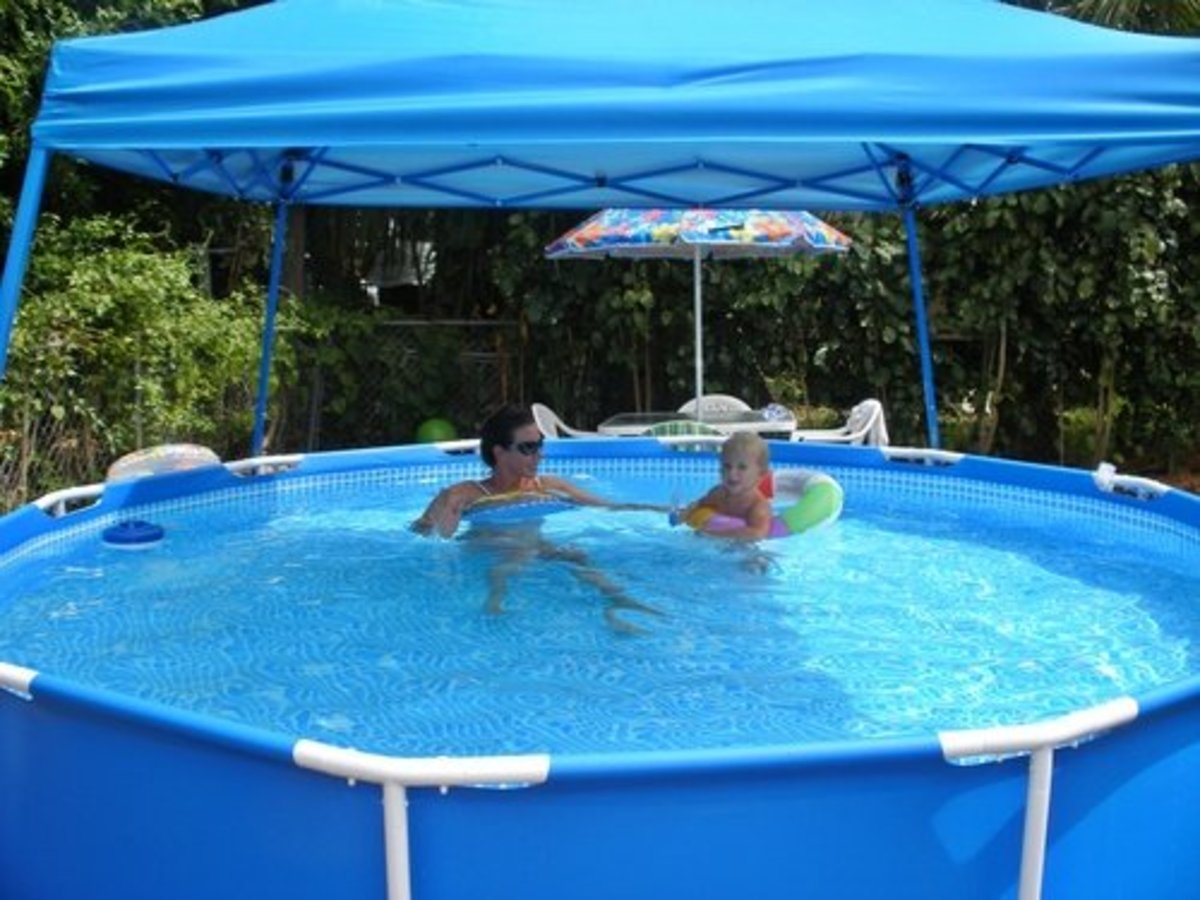 Cheap Intex Above Ground Pools