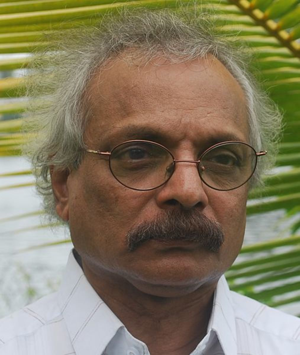 The Famous Writer of  Mahe- M. Mukundan