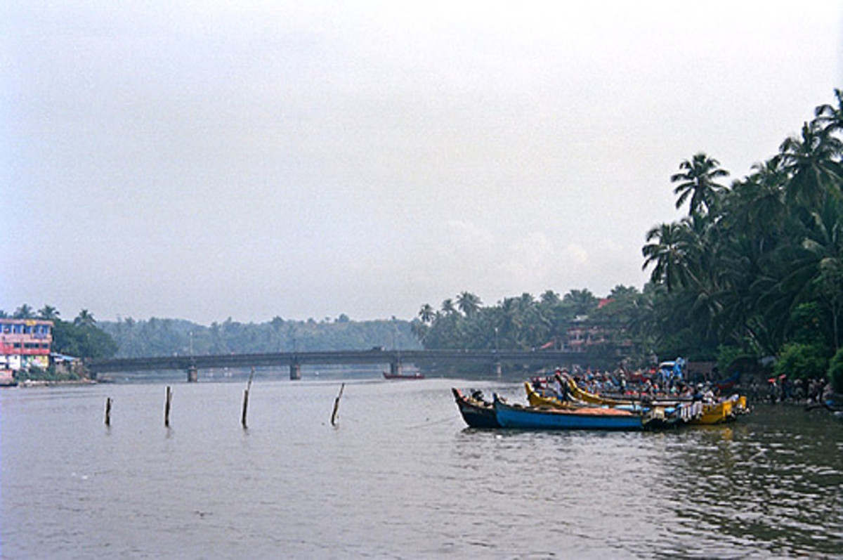 The Enchanting Mahe River