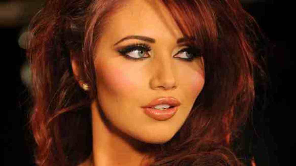 Amy Childs  The Only Way is Orange!