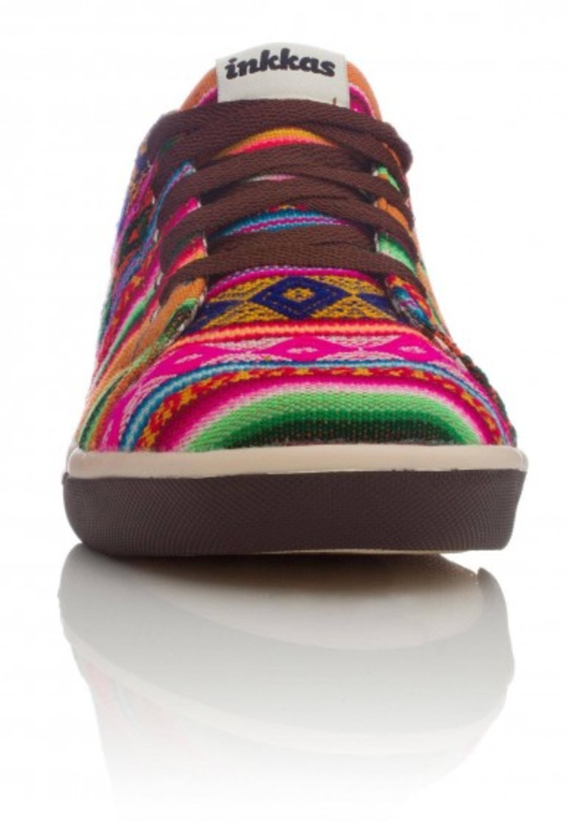 Inkkas shoes, love from first sight
