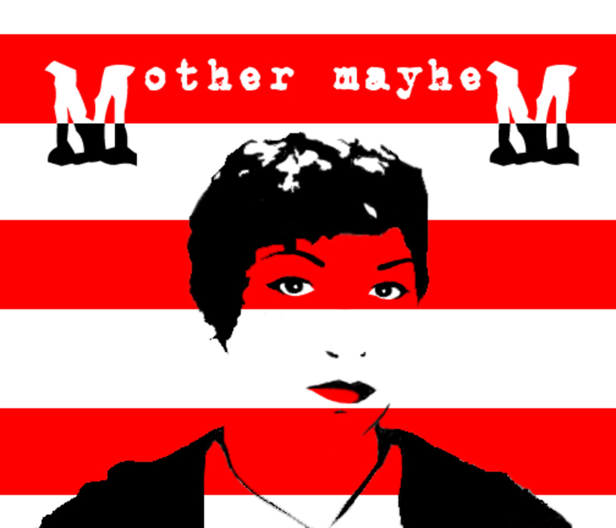 """Mother Mayhem"" by artist EnfantDeriviere on DeviantArt.net"
