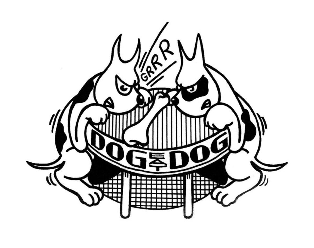 'Dog_Eat_Dog' By etourist on deviantART.net