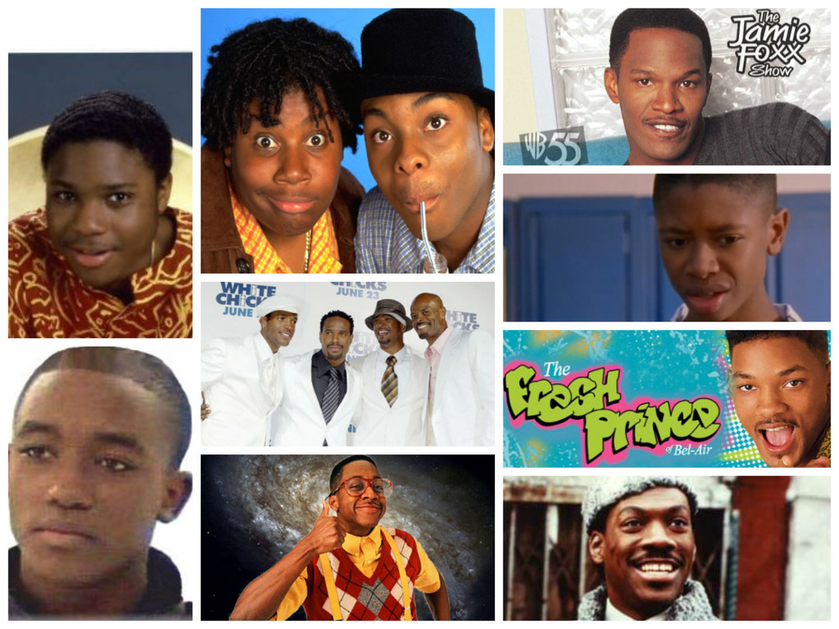 Where are the Quality Black Sitcoms and Young Black Actors?