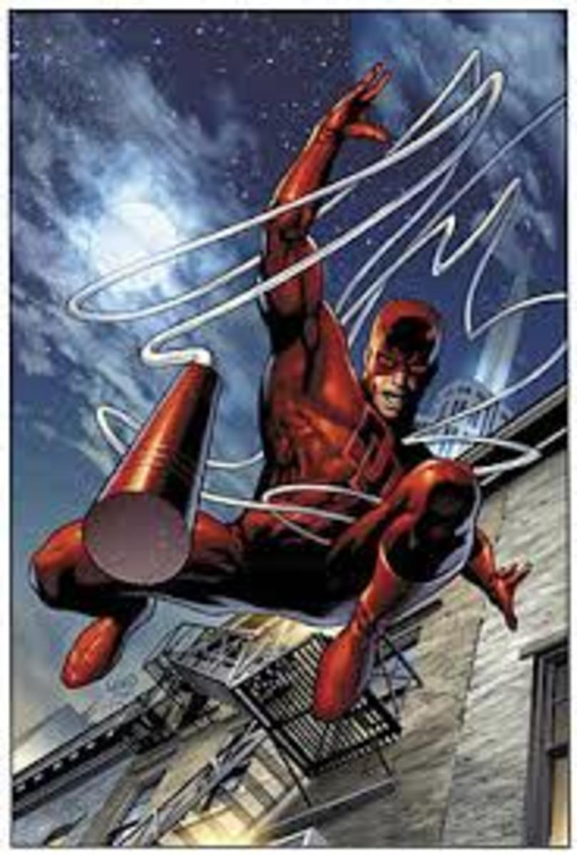 Daredevil The Man Without Fear.