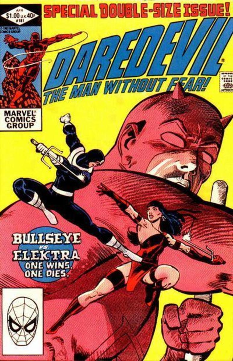Elektra dies, but not for long!
