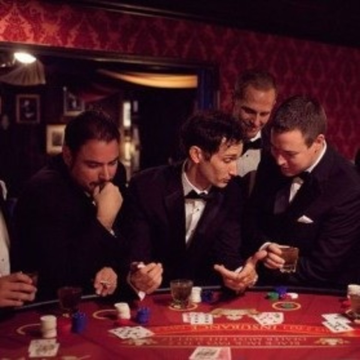 Casino Bachelor Party