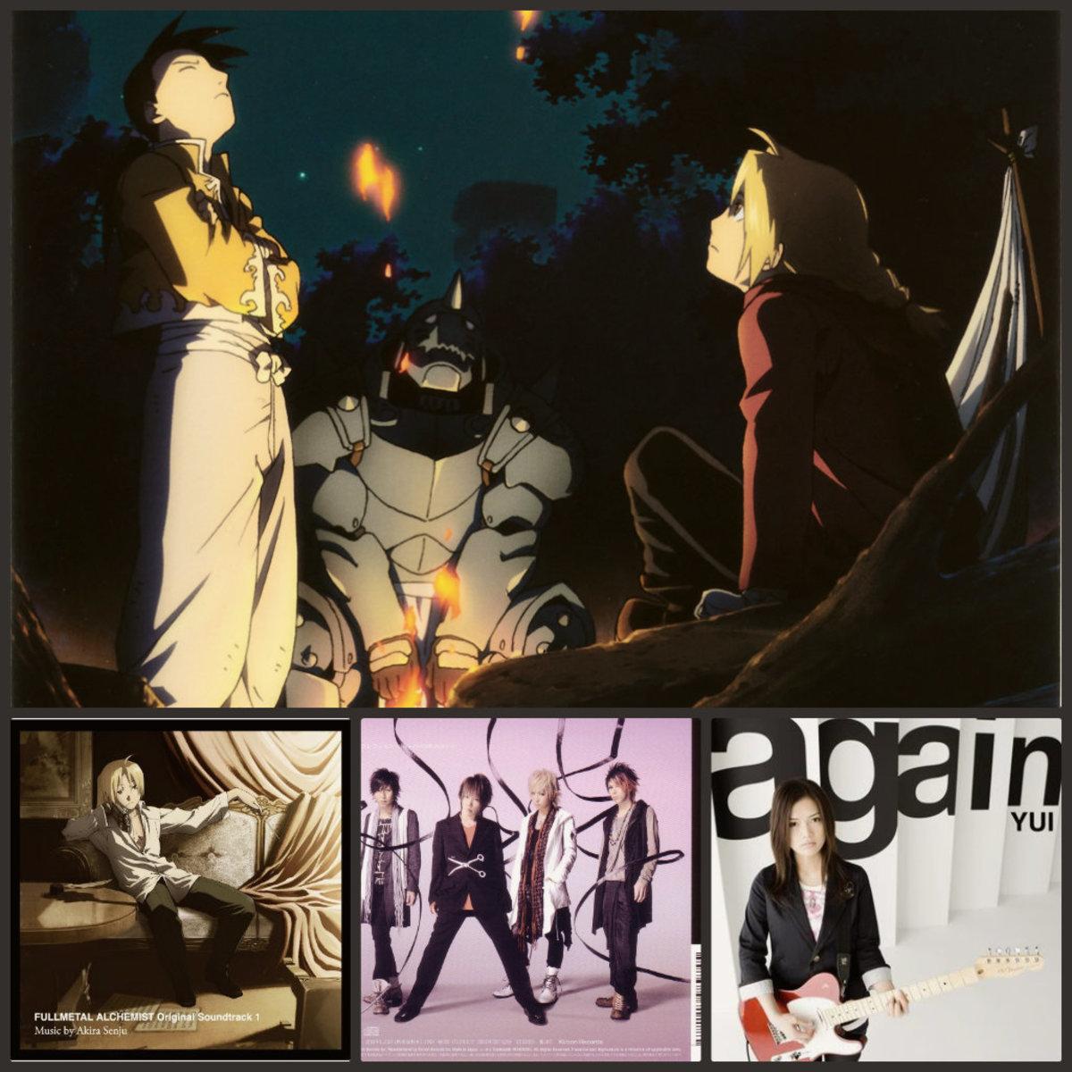 Fullmetal Alchemist Intro Lyrics: Top Anime Soundtracks (OSTs): Anime Series With The Best
