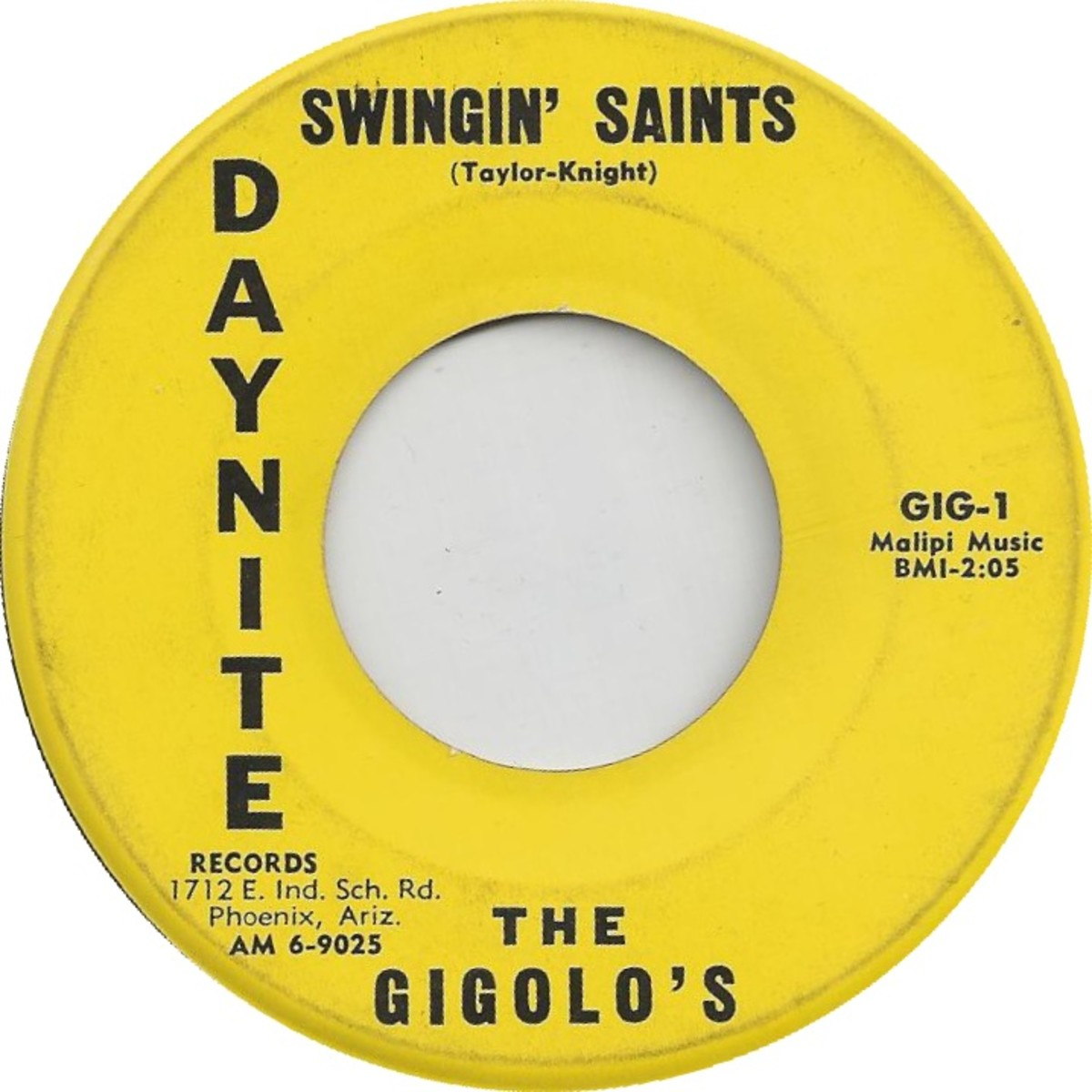 Swingin' Saints by The Gigolos features in Season 2