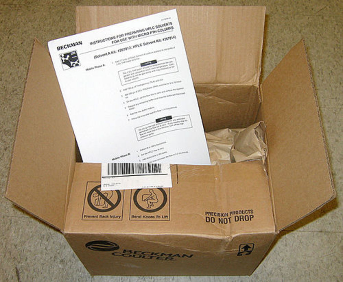 Boxes for shipping Ebay items
