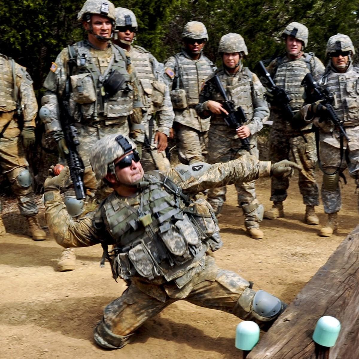 Grenade time