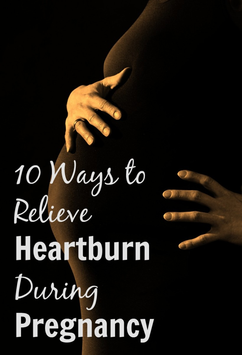 10 Ways to Relieve Heartburn During Pregnancy