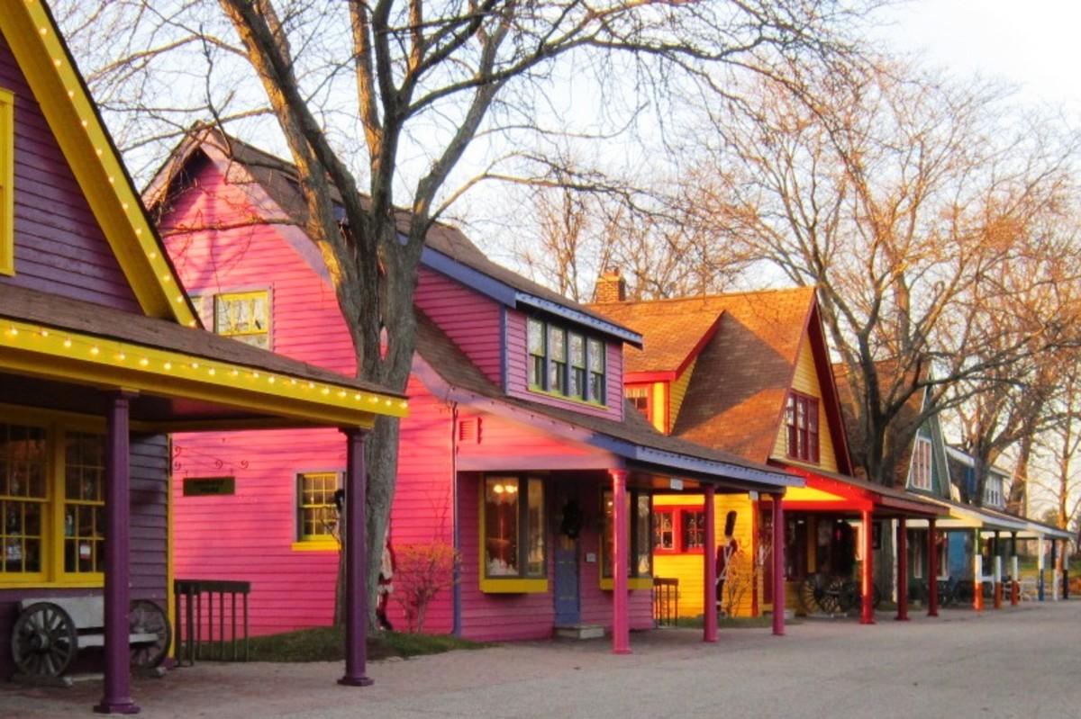 Canterbury Village of Lake Orion, Michigan