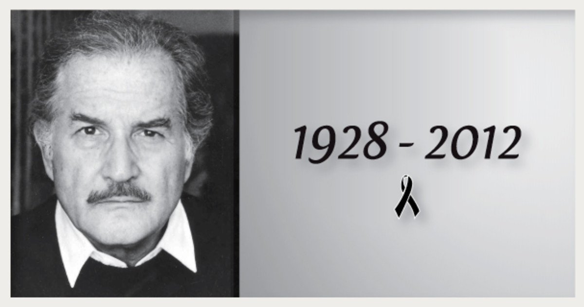 Carlos Fuentes - Mexican Man of Letters