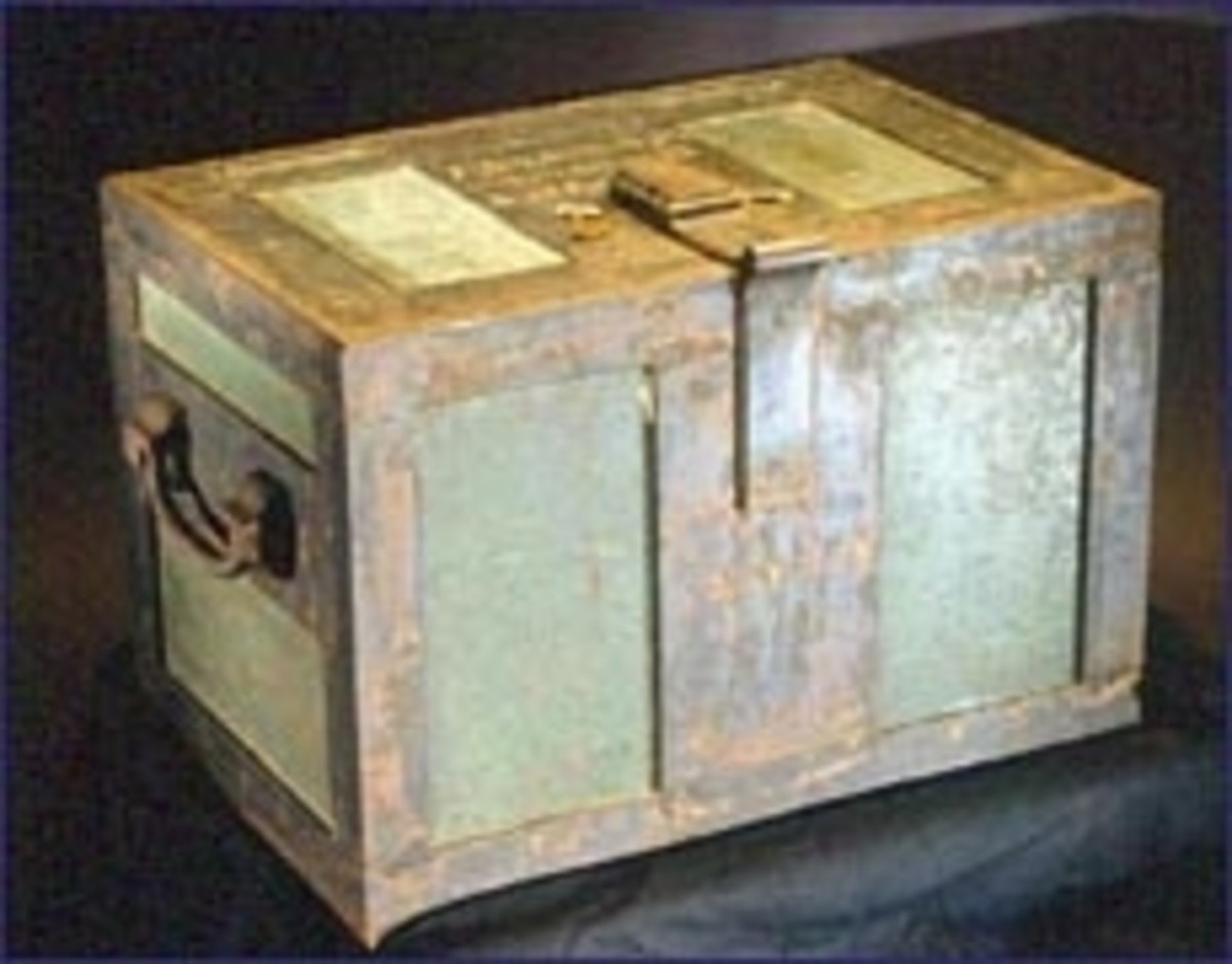 A Paymaster's Chest
