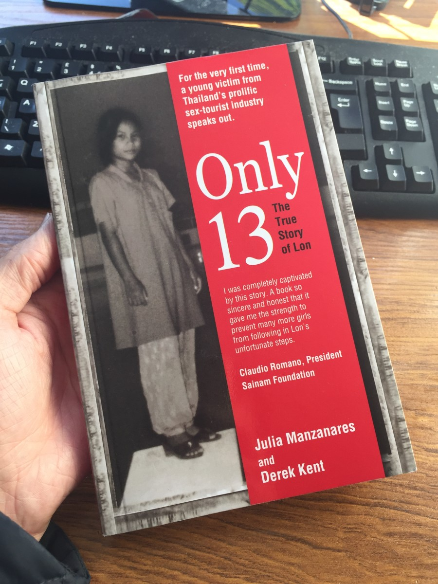 The book, Only 13, which tells the true story of Lon