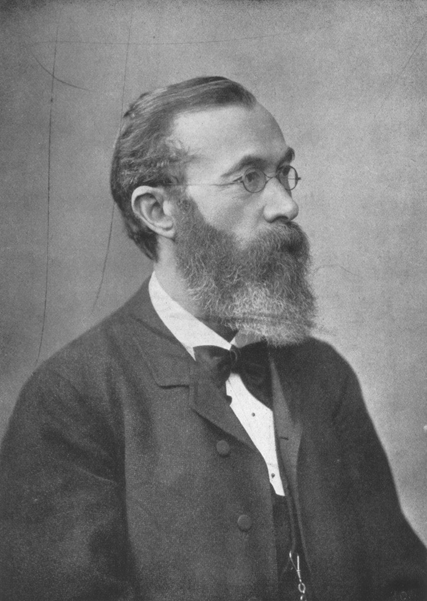 Wilhelm Wundt:  The man who pioneered Psychology & Experimental Introspection