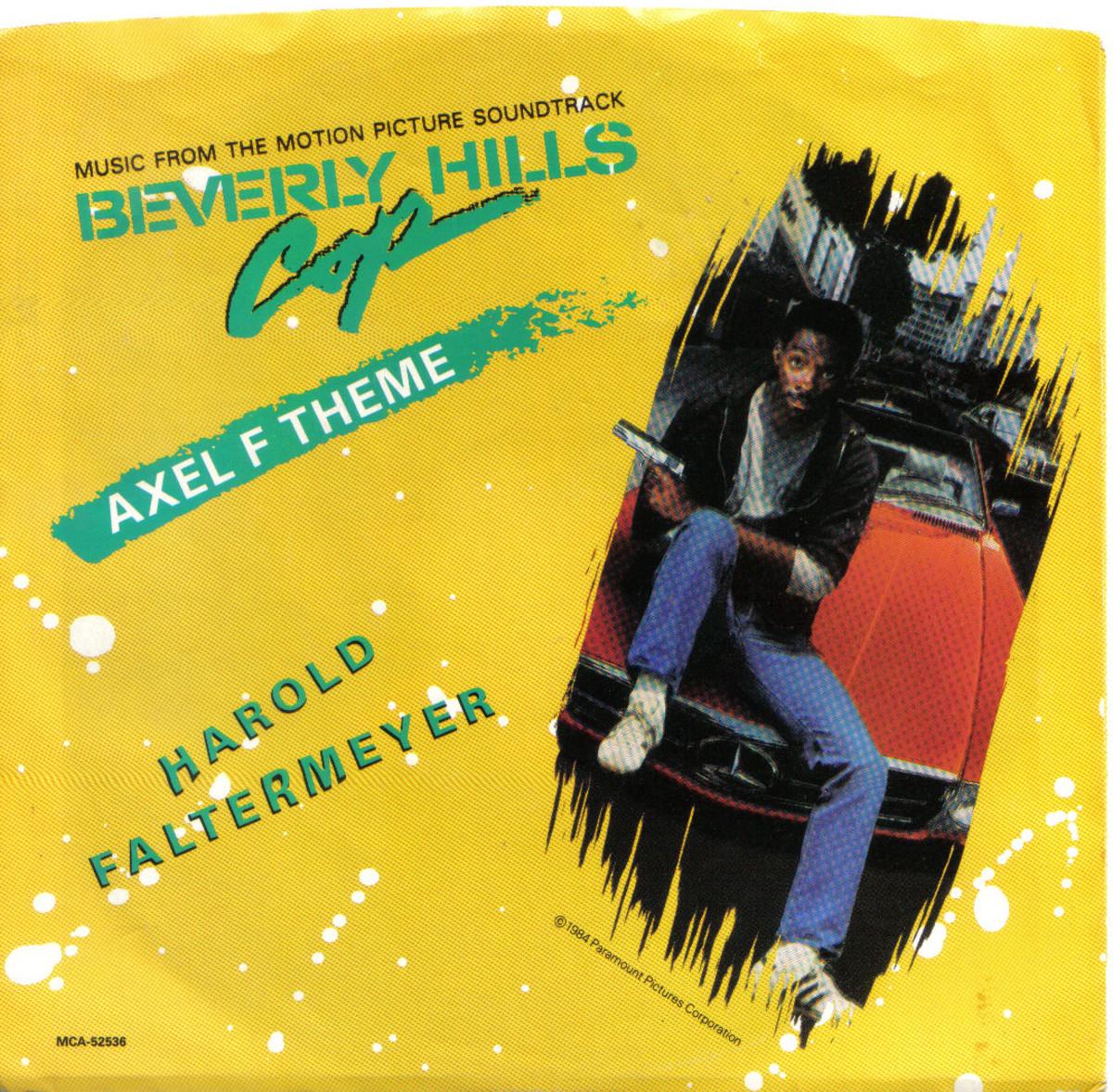 Axel F Theme by Harold Faltermeyer