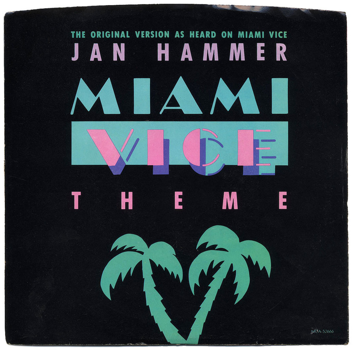 Miami Vice Theme by Jan Hammer