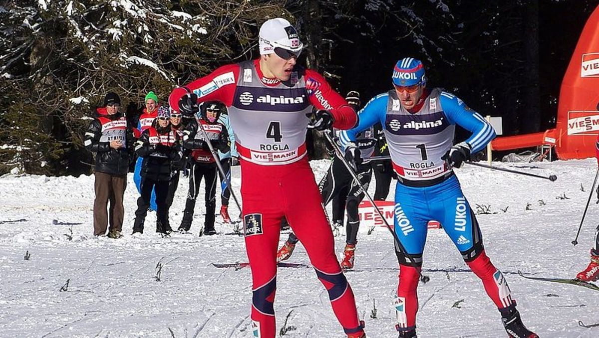 Cross-country skiing (2011 Rogla FIS Cross-Country World Cup)