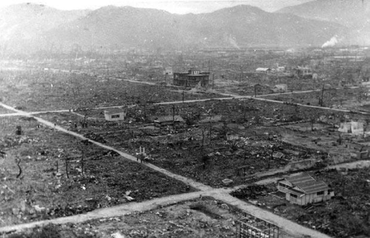 Hiroshima and Nagasaki, World War II