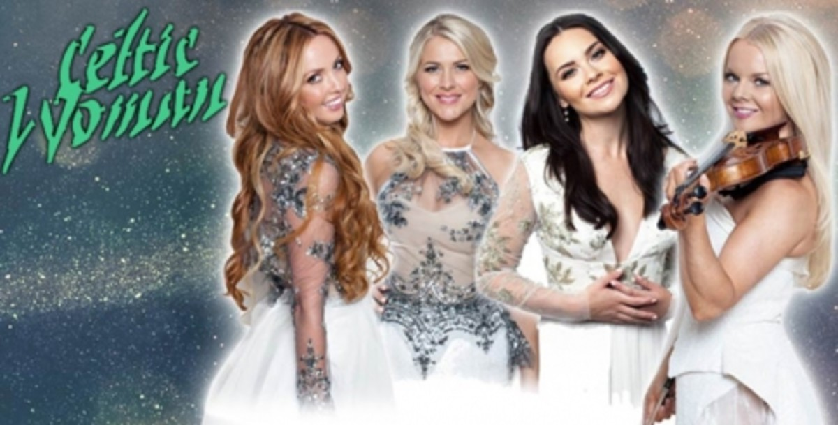 Celtic Woman - singing songs of Irish heritage