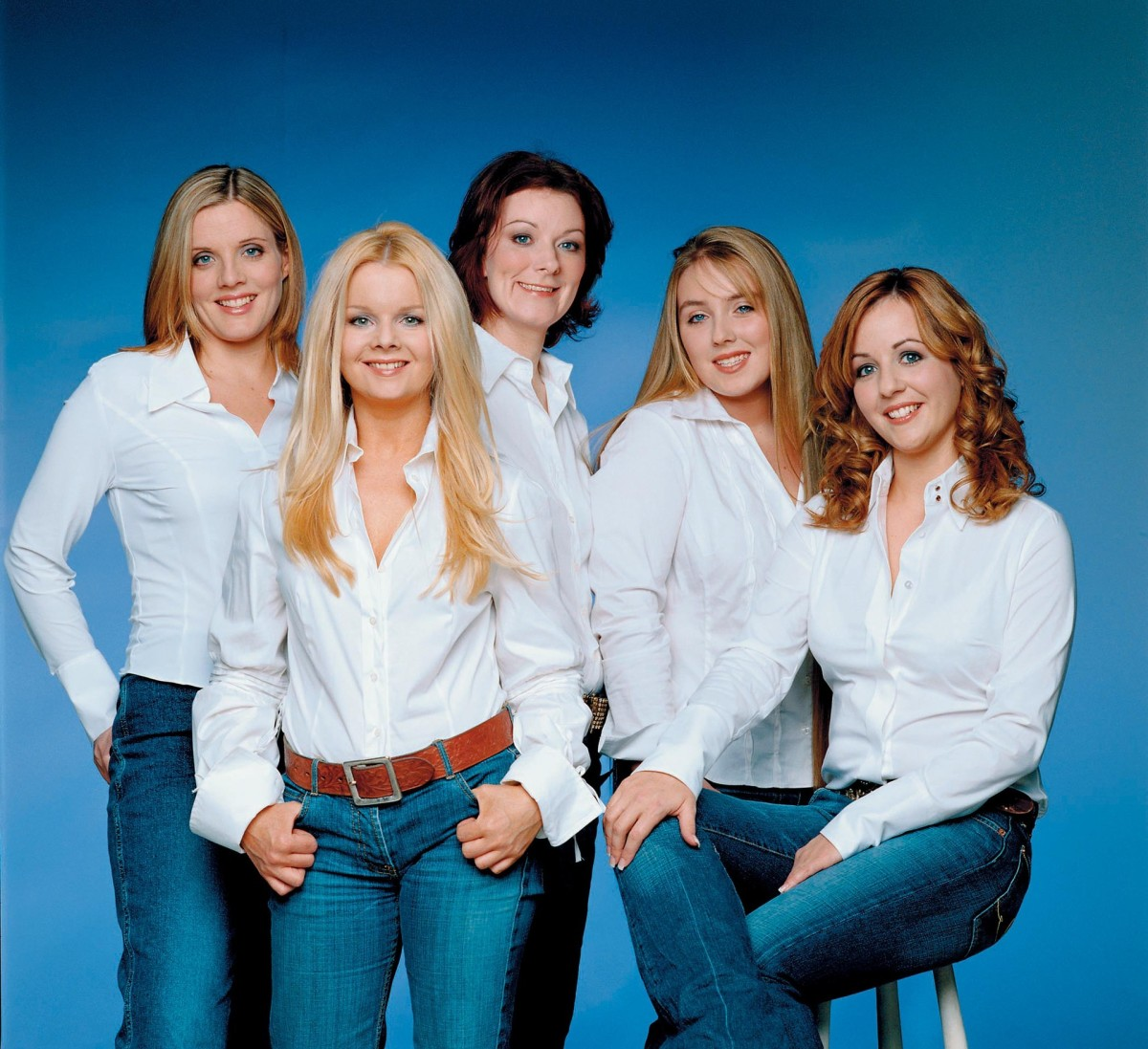 The original Celtic Woman. The girls come and go as singers as they pursue solo careers, other performing, and having babies.