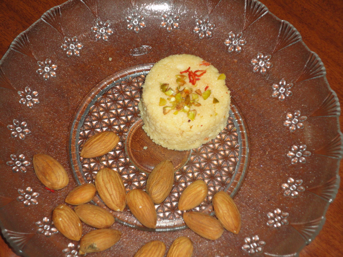 Sandesh ready to eat