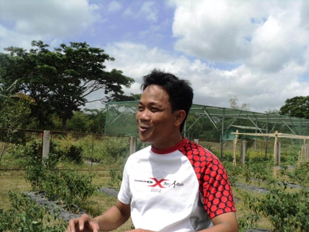 Mr. Roger Mendoza