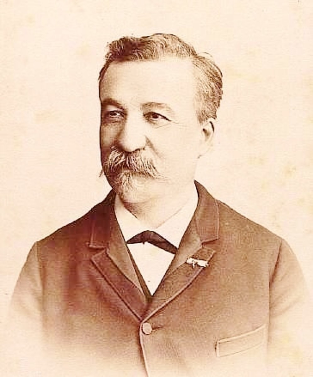Émile Munier (1840 – 1895)