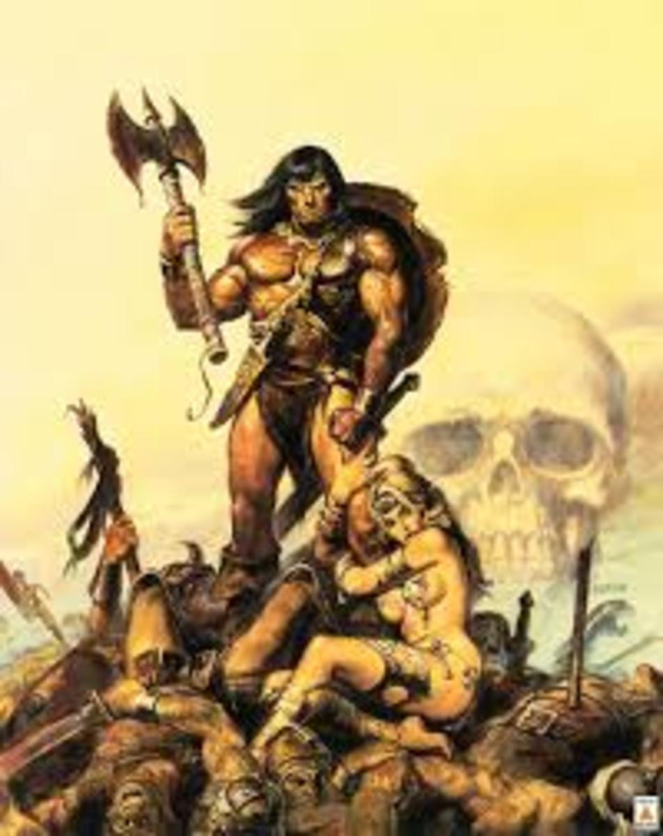 In the Hands of an Indifferent God: Robert E. Howard, Conan the Barbarian, and the Angry, Aloof Crom