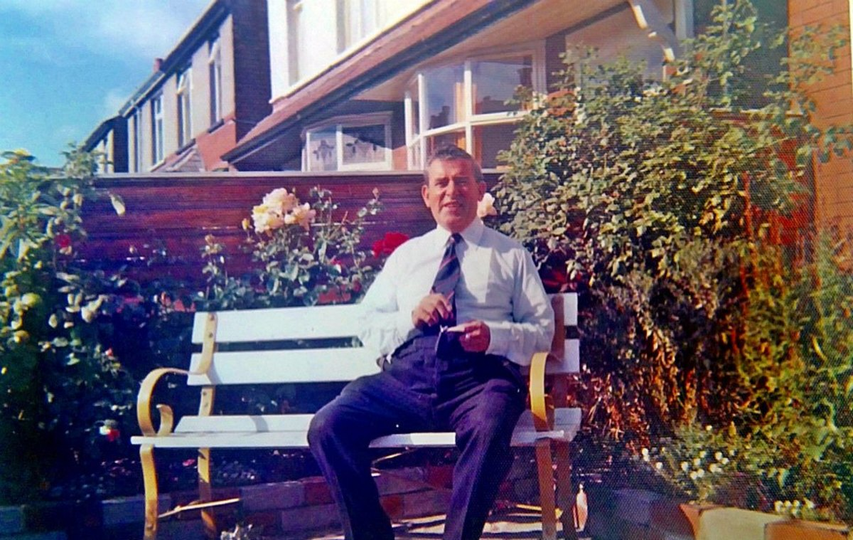 In loving memory of my grandad, Frank Trigg (1906-1982)