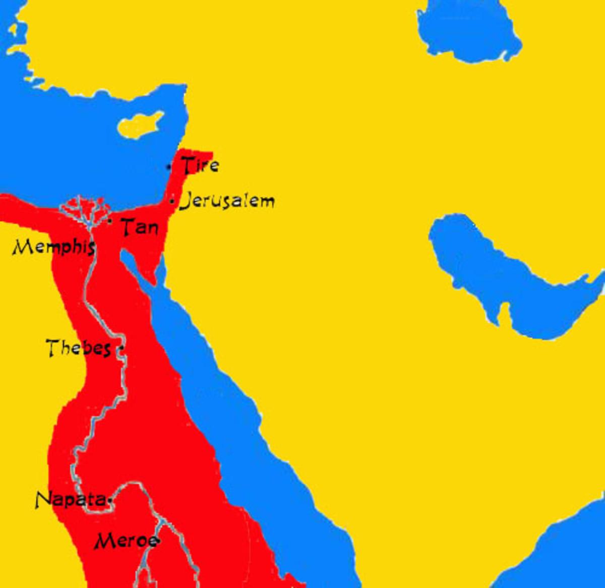Kushite Empire