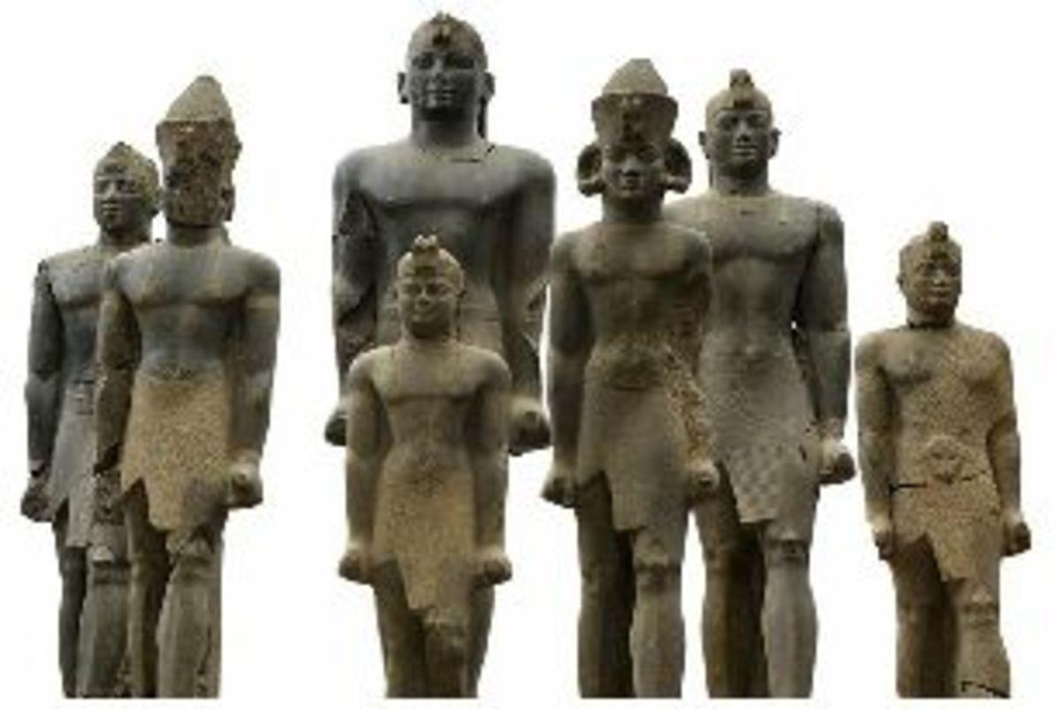 Pharaohs from Nubia