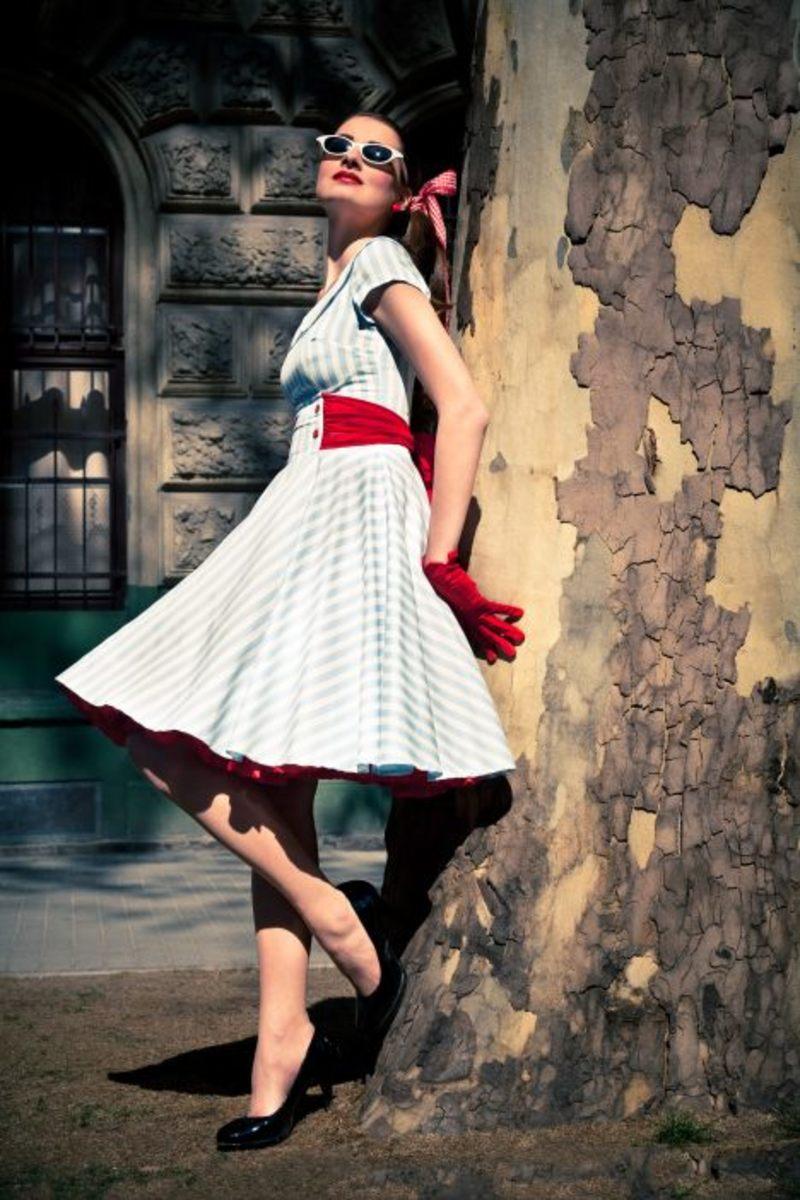 1950's Swing Dress