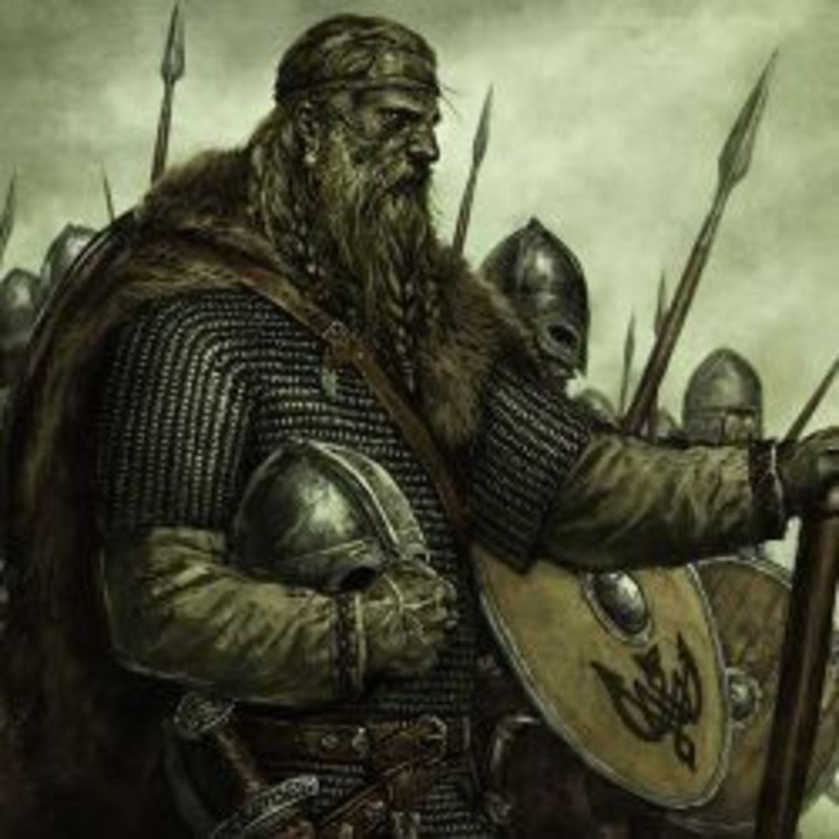 Hrolf the Ganger