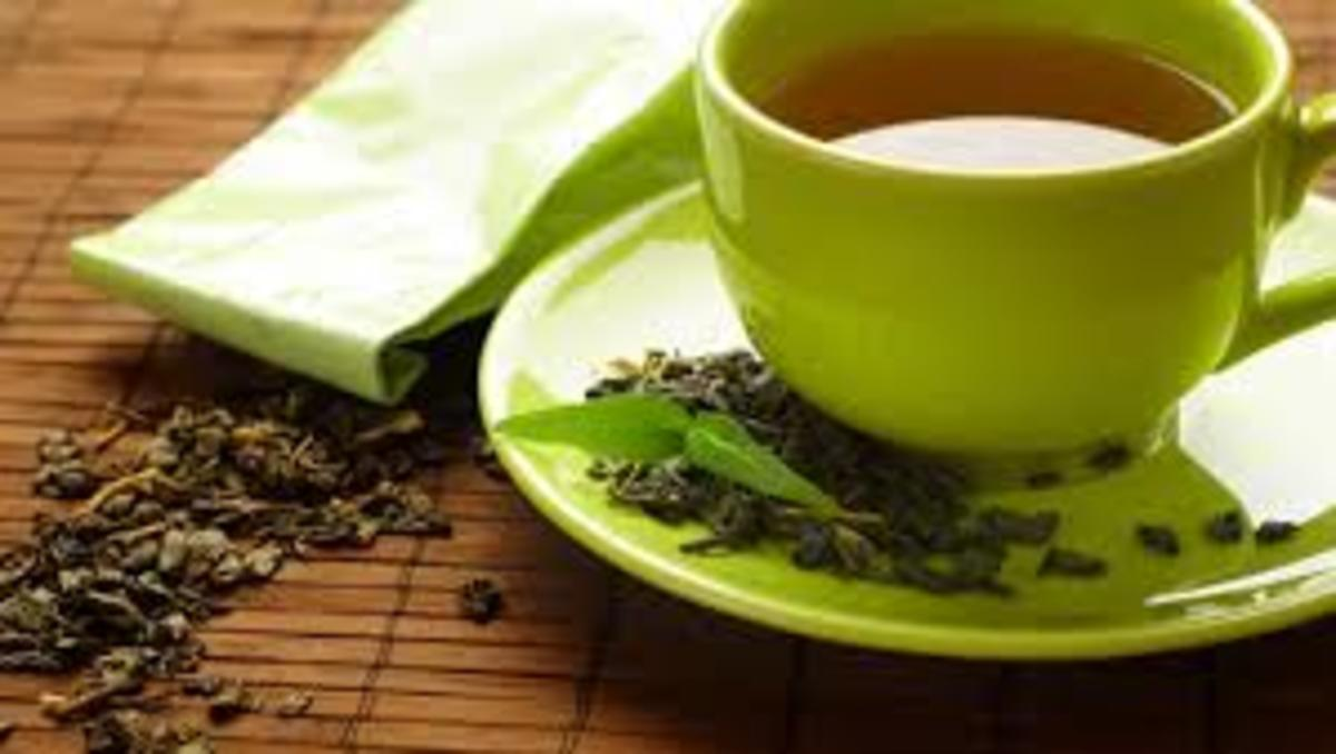 The Health Benefits of Green Tea.