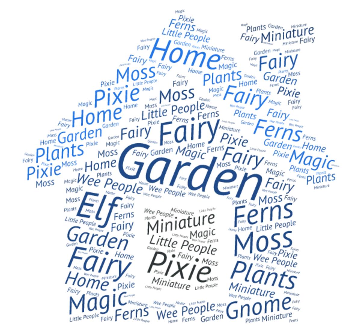fairy house logo