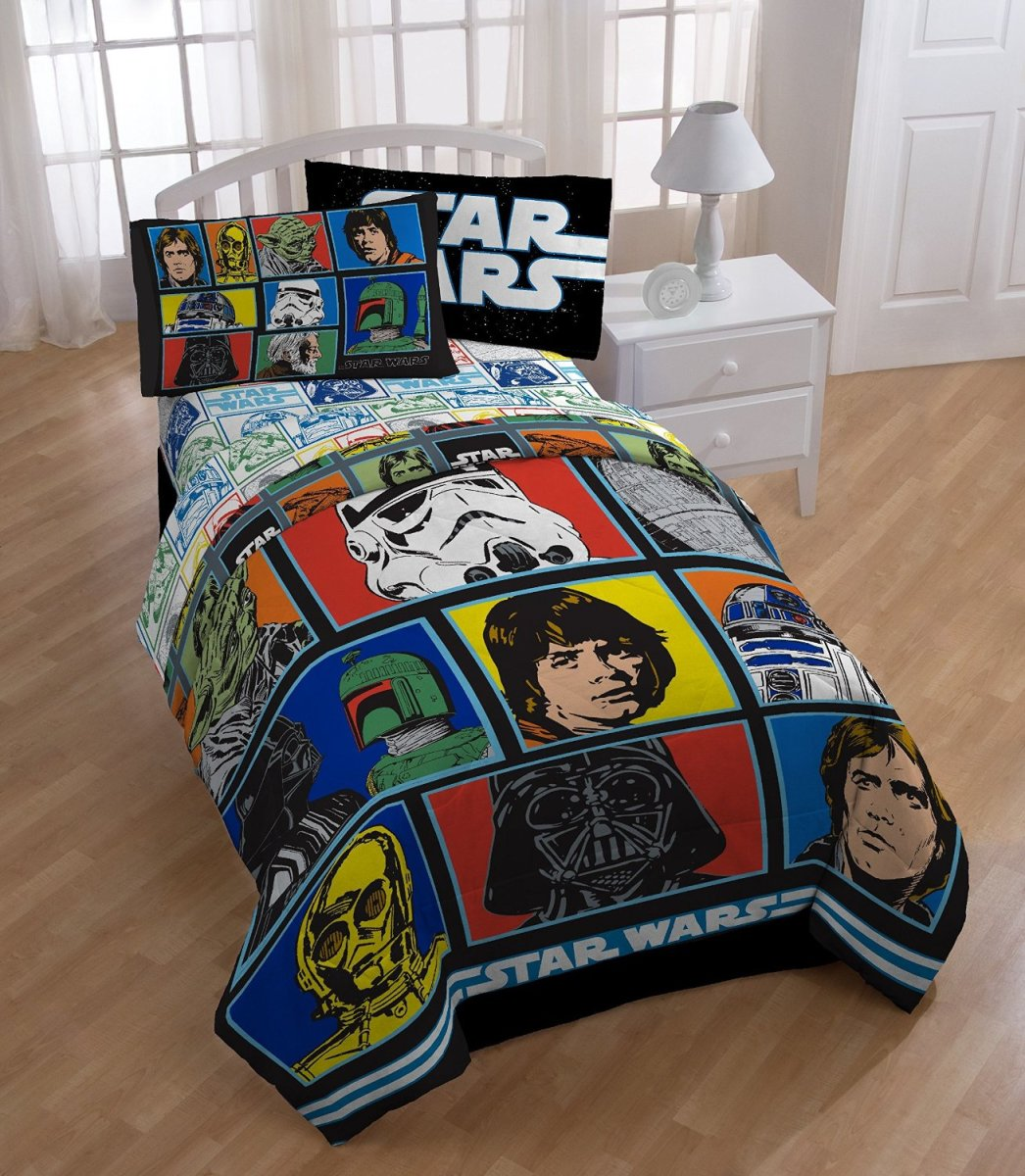 Star Wars Bedroom: How To Decorate A Star Wars Themed Bedroom