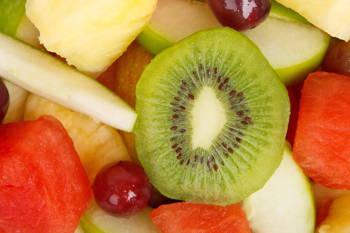 Whole fruit is a useful and nutritious sweetener.