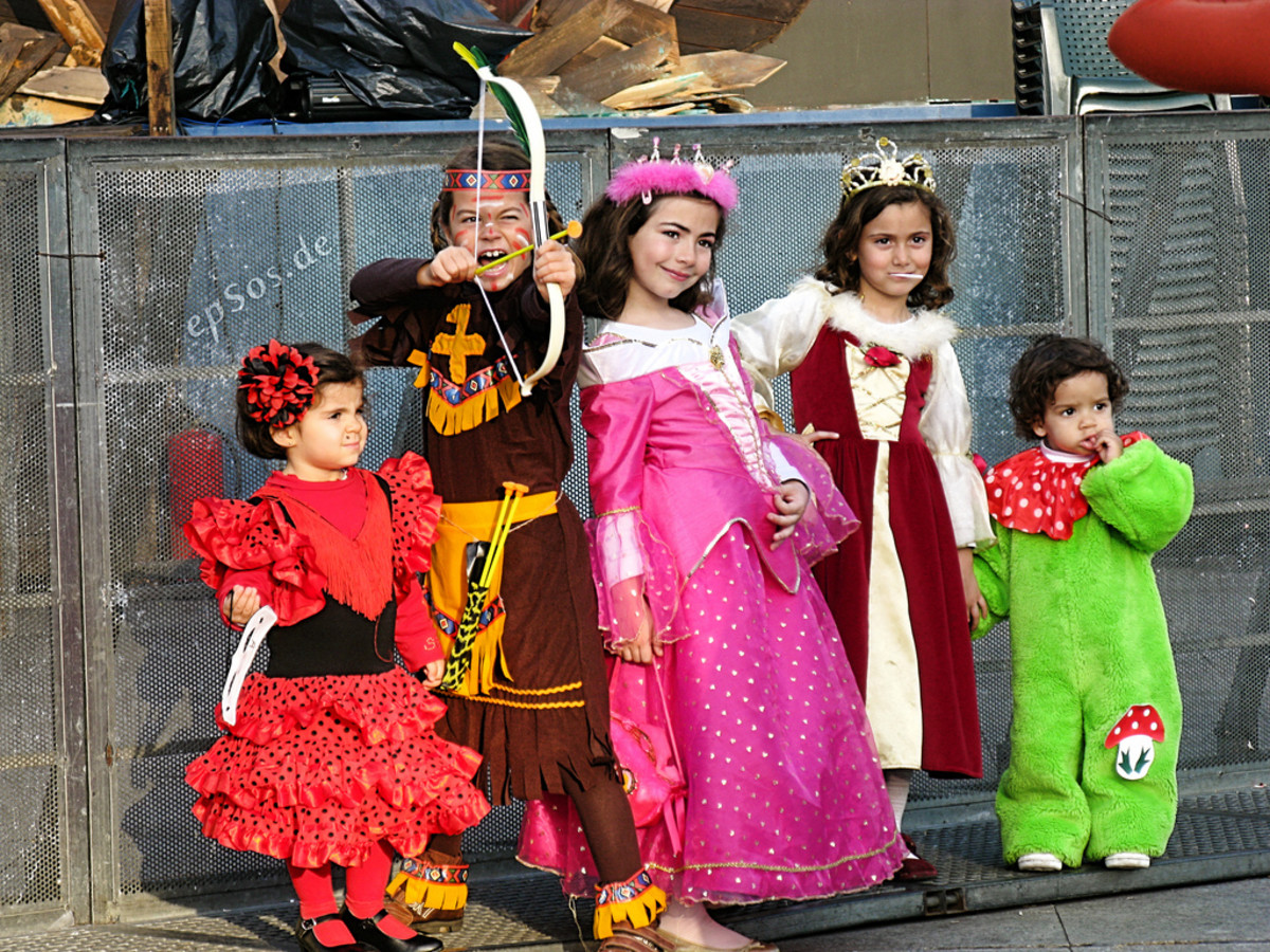 Costume Ideas for 7  year old Girls