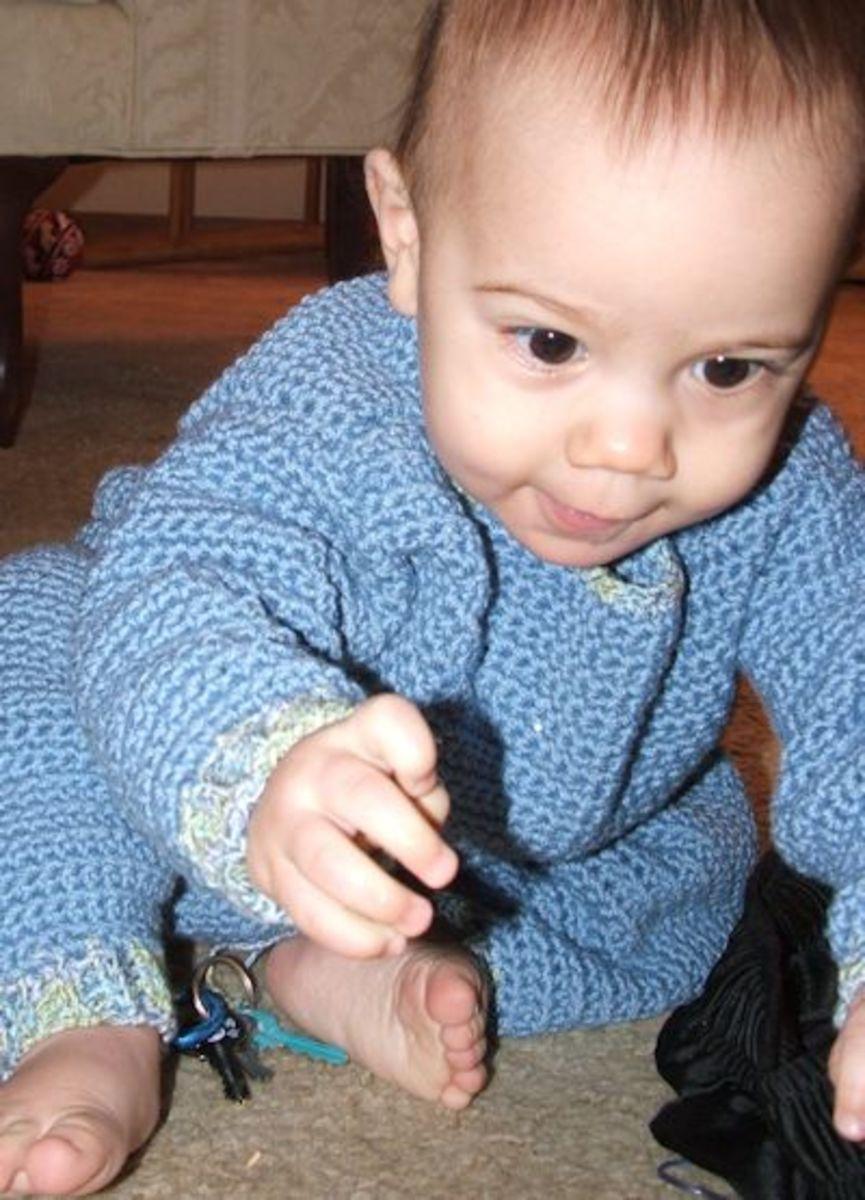 Infant Jogging Suit