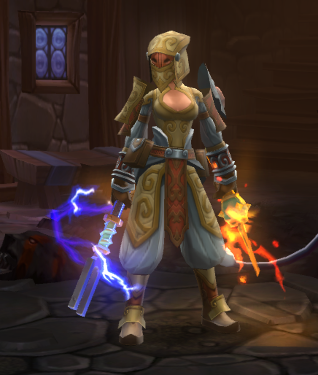 Torchlight  Dual Wand Embermage Build
