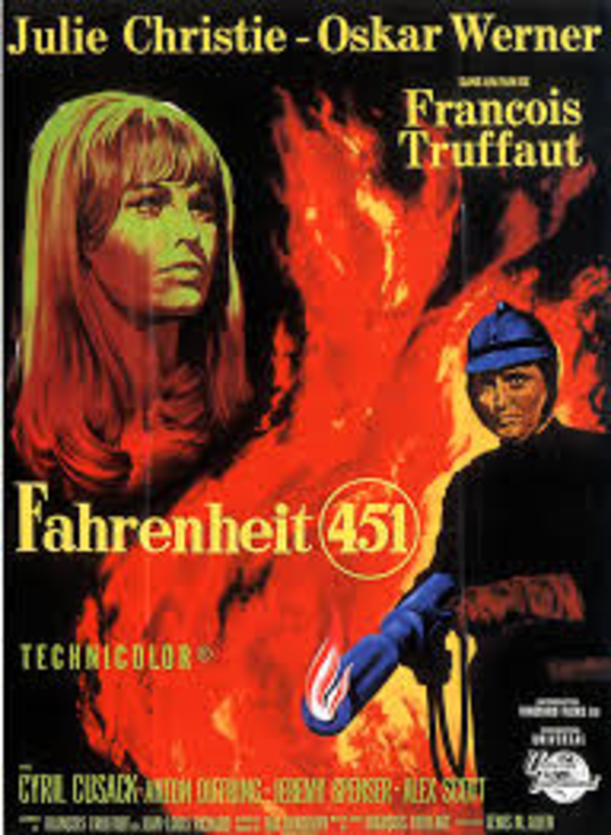 Playing with Fire:The Mythological symbolism in Fahrenheit 451