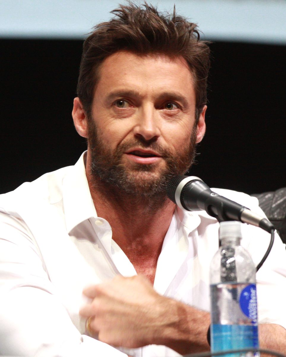 Hugh Jackman at the 2013 San Diego Comic-Con International.