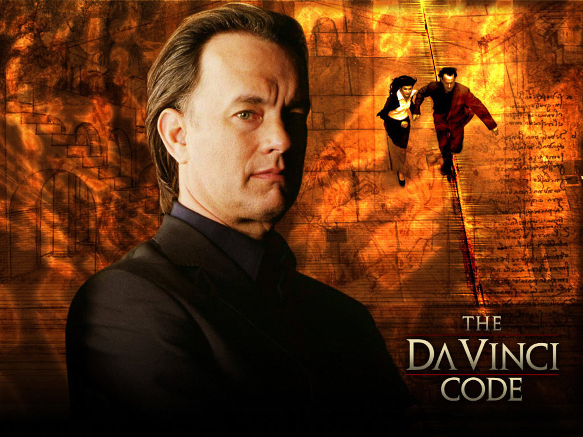 Tom Hanks as Robert Langdon